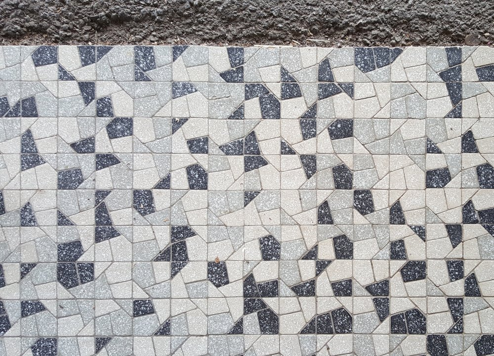 Euroa Tile Inspiration for Quilt