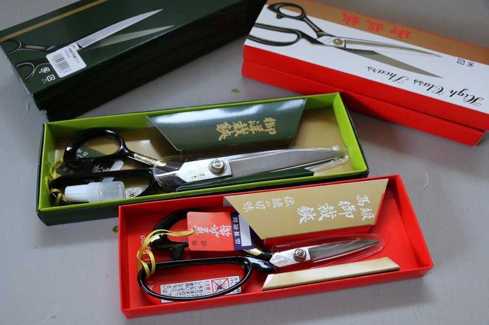 Japanese Sewing Scissors