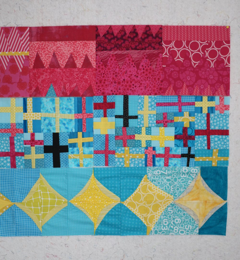Mighty Lucky Quilting Club