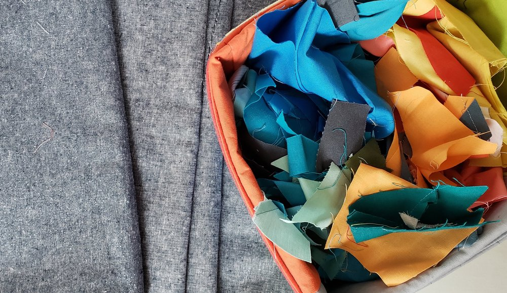 Scrap Fabrics Essex Linen Metallics
