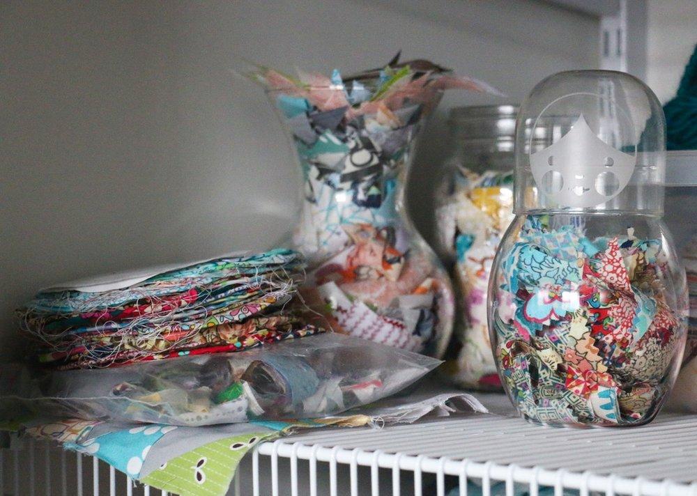 Konmari your Sewing Room