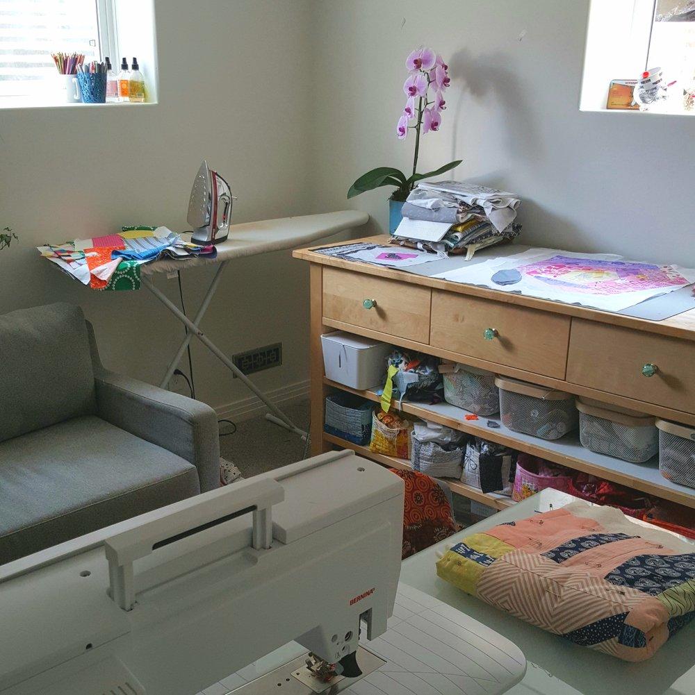 Cheryl Arkison Konmari Studio Space