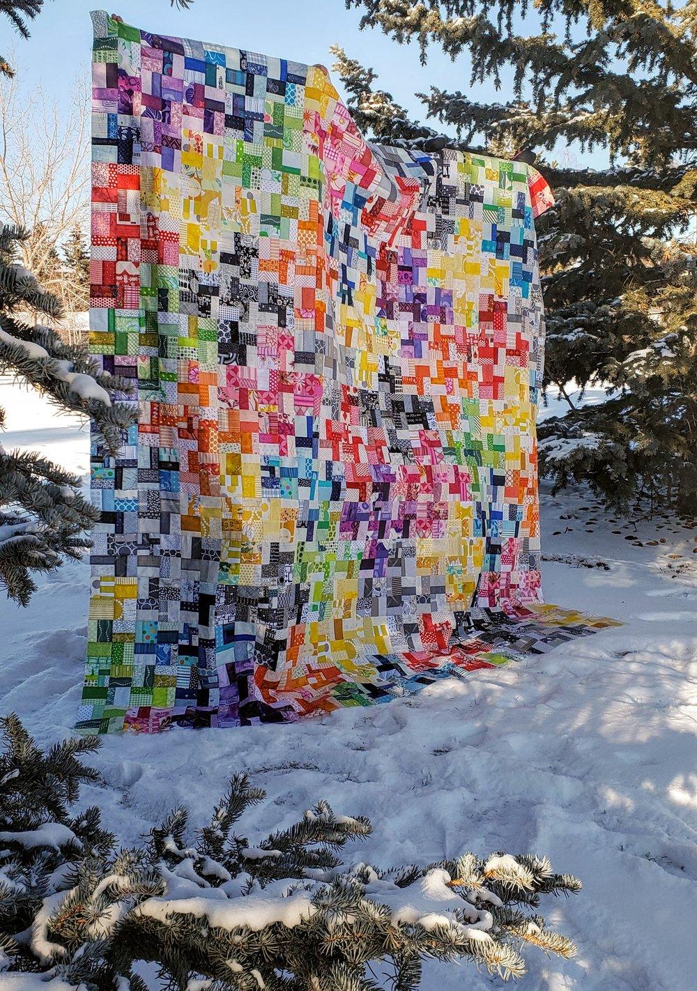 Scrap Quilts Cheryl Arkison