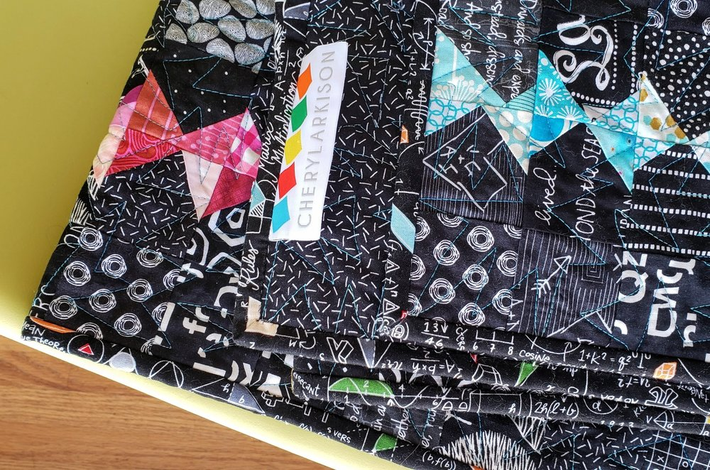 Quilt Binding Samarra Khaja