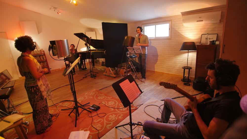 Studio EOLE | Studio d'enregistrement à Aix-en-Provence