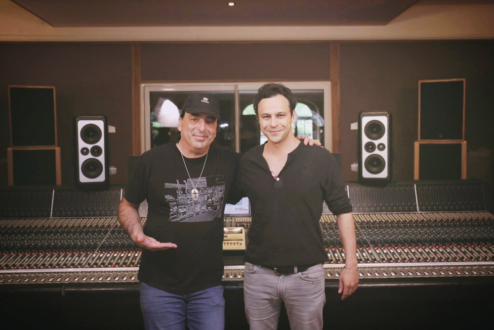 Master class avec  Chris Lord-Alge  - Studio La Fabrique, 2018