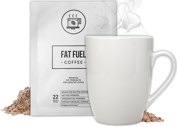 Fat Fuel Coffee with 22 grams of fat!  Photo courtesy of www.fatfuelcompany.com