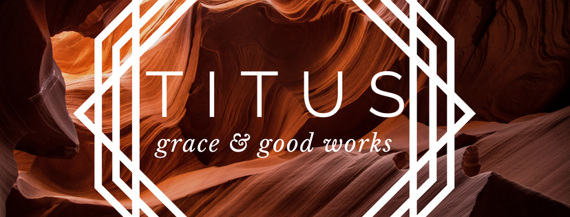 Titus sermon cover
