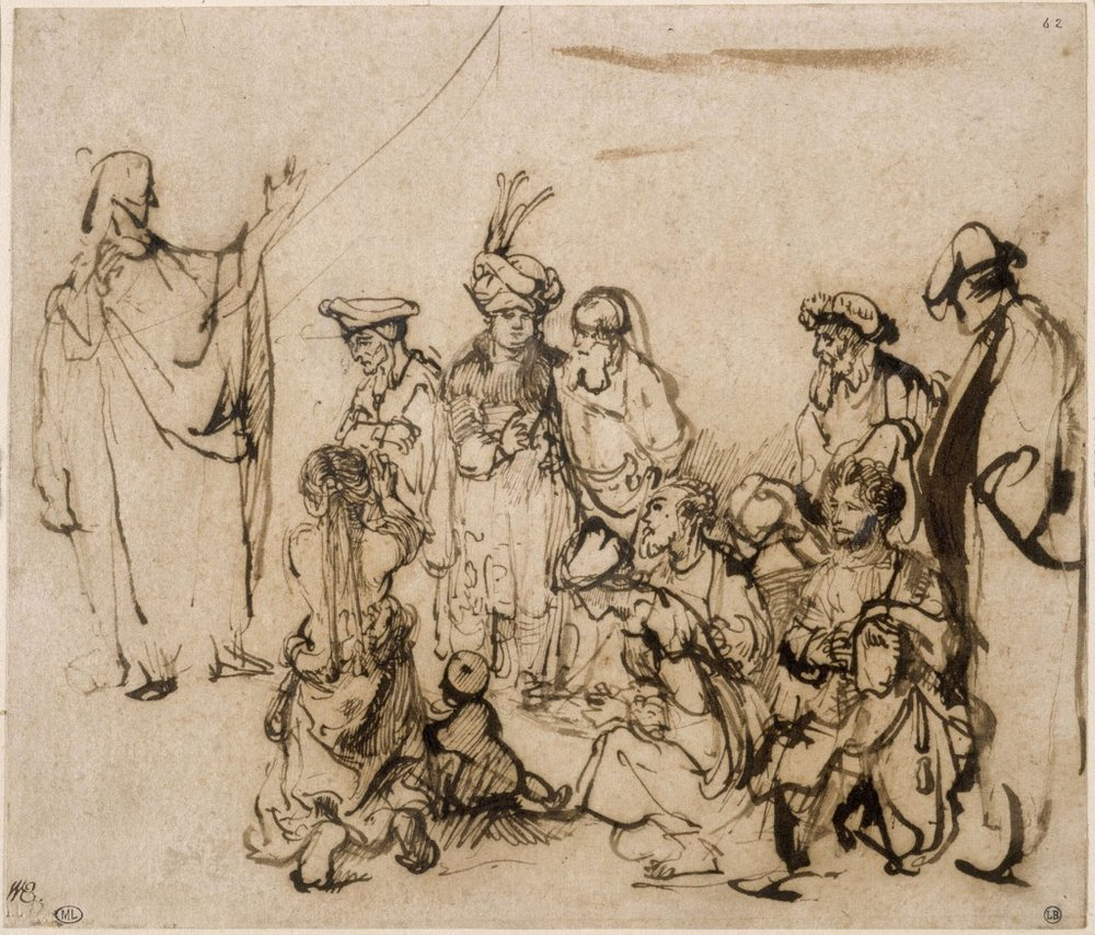 Christ-Preaching-drawing-1024x875 rembrandt.jpg
