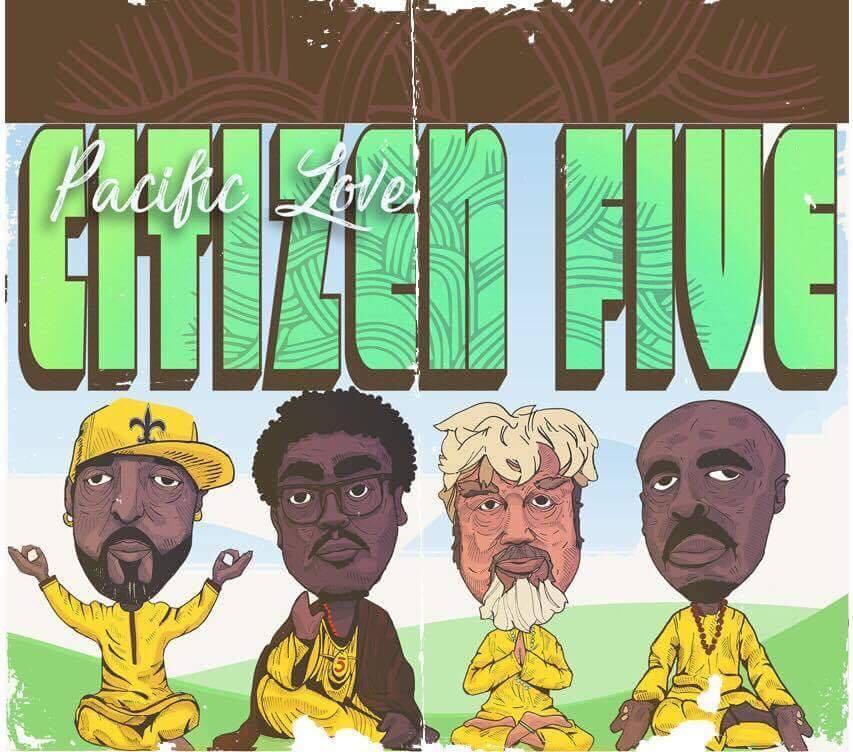 Citizen Five - Pacific Love