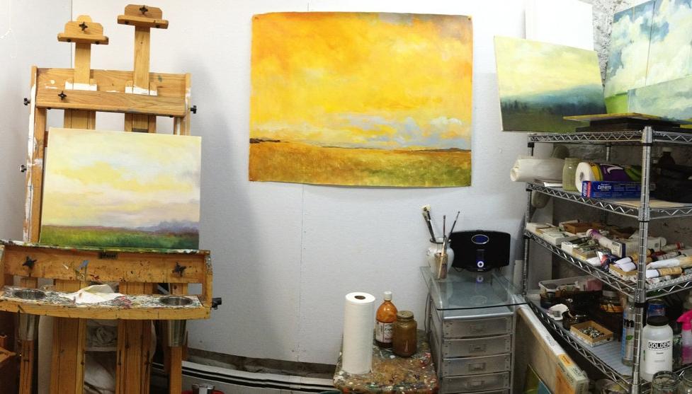 Corinne Scheman's Studio.JPG