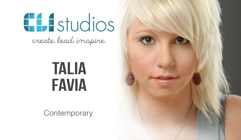 Talia Favia