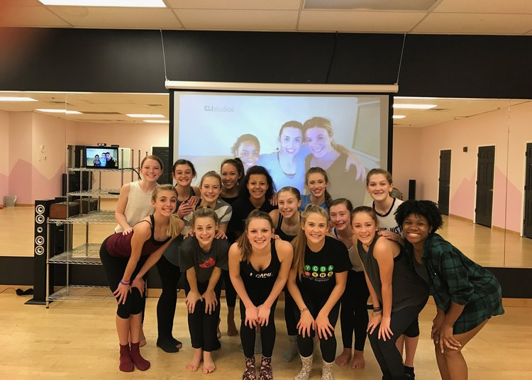 Kathryn McCormick Interactive Class