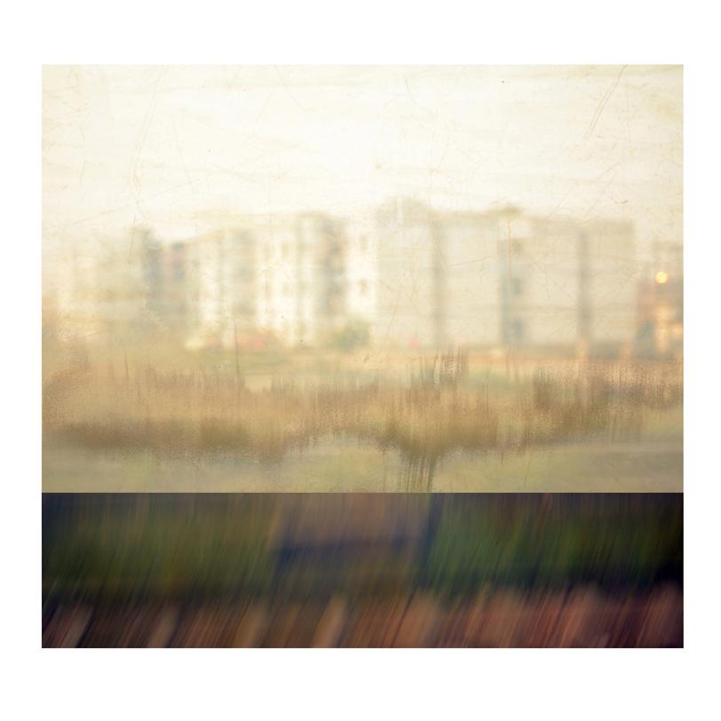 """GABRIELA GARCIA-LUNA ,  Ghost City II ,2014.Pigment print, 36 x 34"""""""""""
