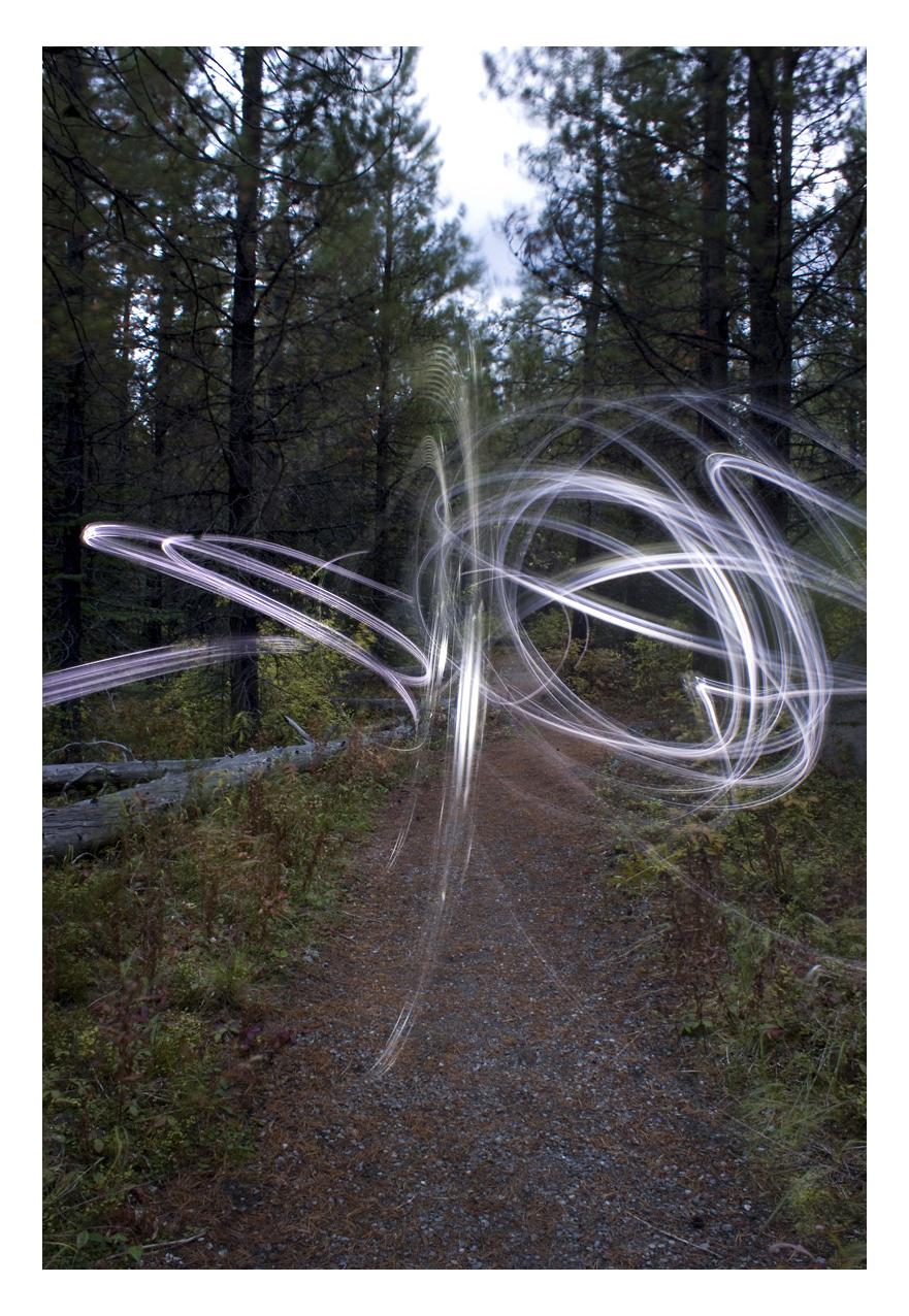 """GABRIELA GARCIA-LUNA ,  Path , 2011. Pigment print 30 x 40"""""""