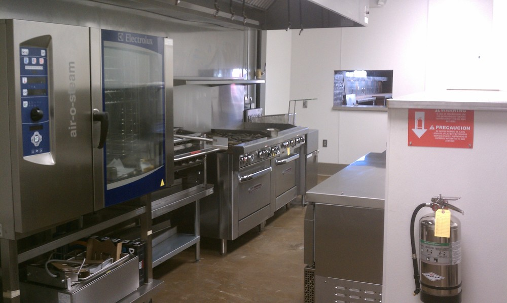 Oven, Range, and Fryer