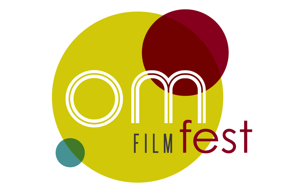 Logo for the OM Film Fest                                                                                                              TM