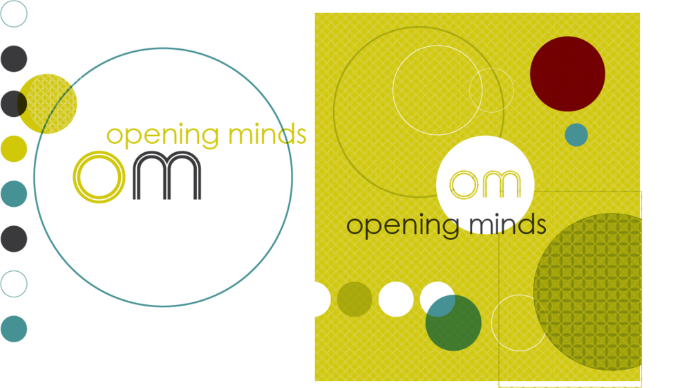 Logo for Opening Minds, Inc.                                                                                                            TM
