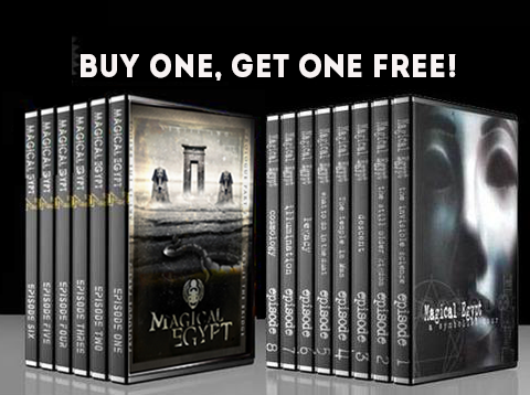 Magical Egypt Series is now on sale! Click Here