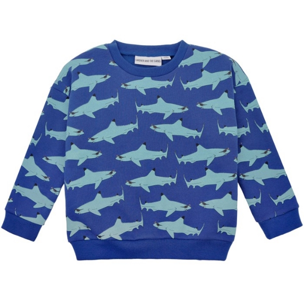 gardner and the gang organic wayne sweatshirt – mint