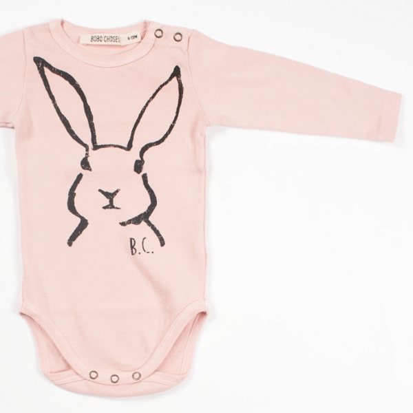 bobo choses baby body – hare