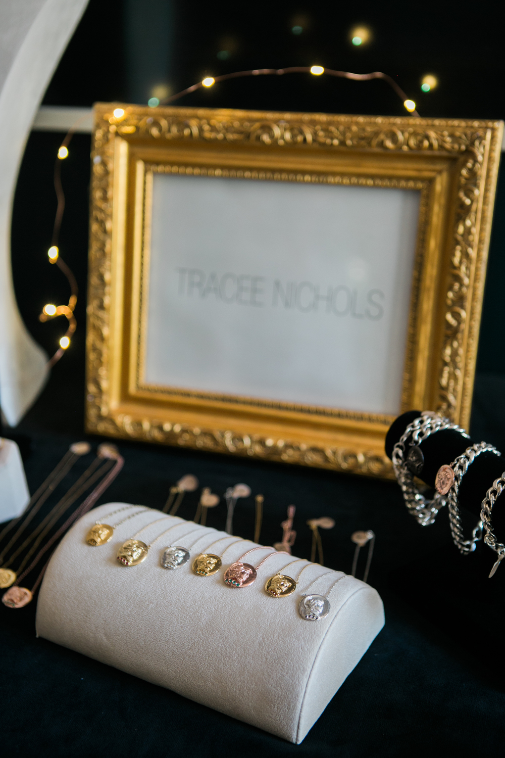Tracee Nichols Jewelry. Photo by Jenna Elliott of One Eleven Photography