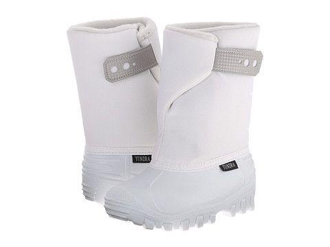 Tundra Boots Kids Teddy 4 via  Zappos