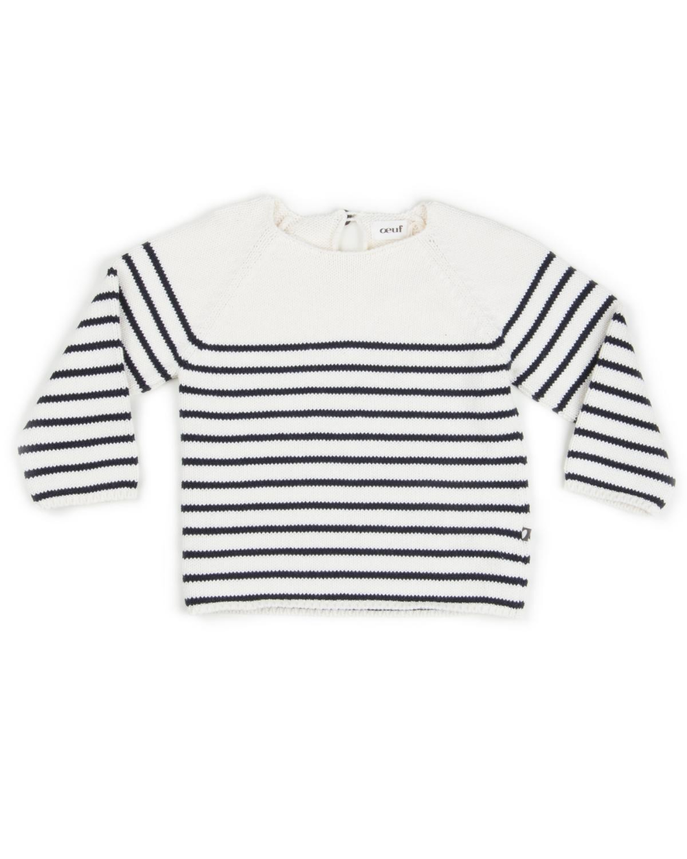 Oeuf Stripe Sweater