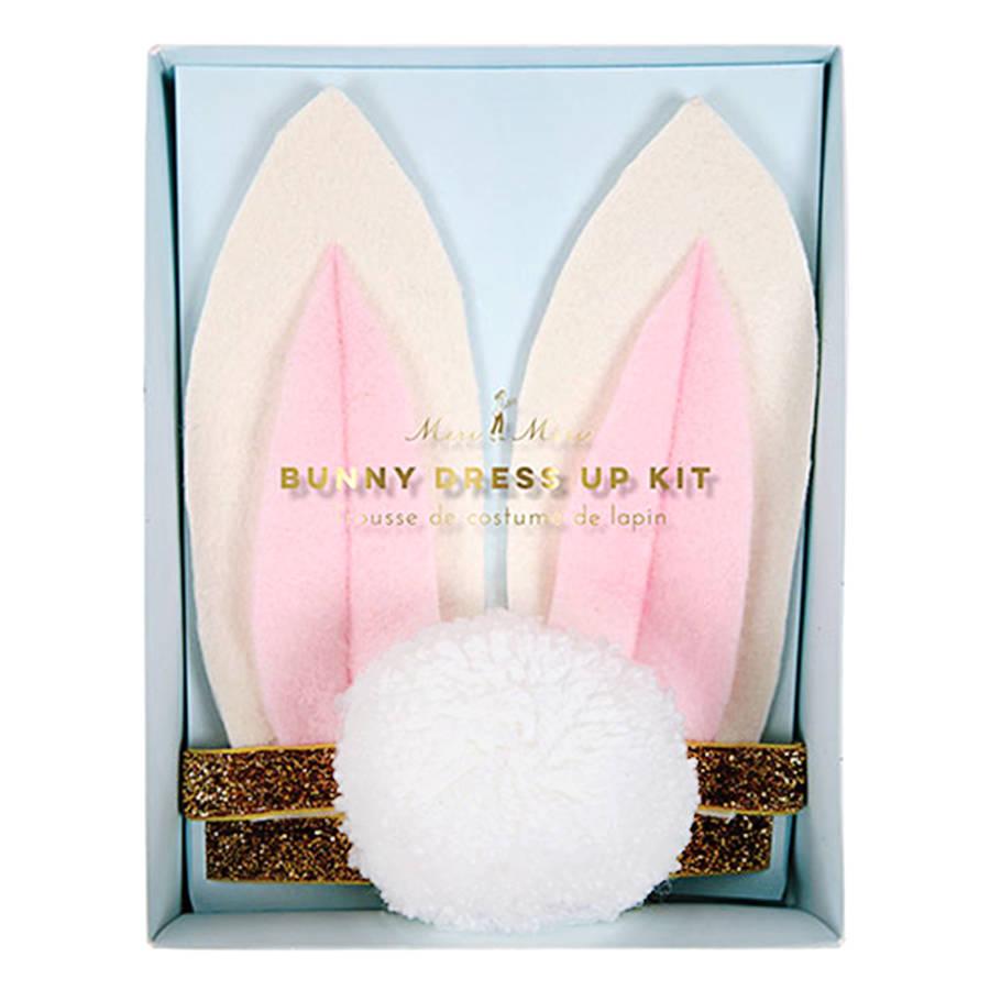 Meri Meri Bunny Dress Up Kit via Fawn Shoppe