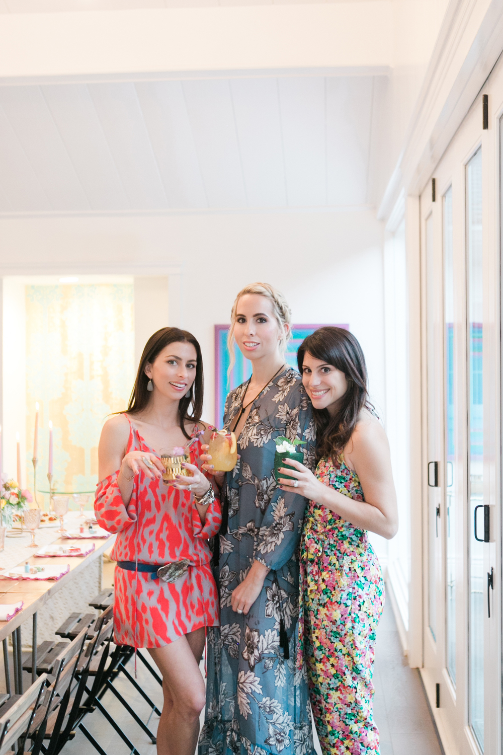From left to right: Chase Beckerman, Laurén LaRocca, Stephanie Nortman.