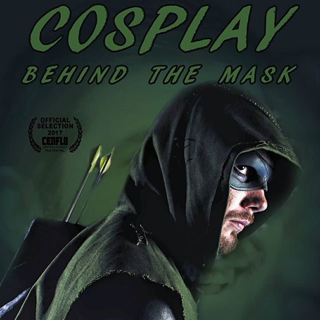 @roadrnr08 as Green Arrow. Swipe to see behind the mask. . 8 Days until the Central Florida premeire of Cosplay: Behind The Mask at the Central Florida Film Festival, who's coming? 📷: @brilanimagery