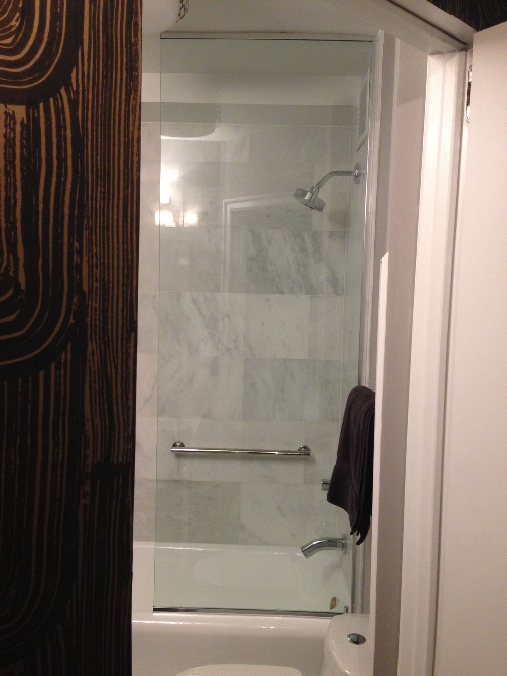 European Shower Screen