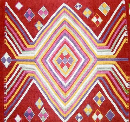 Tais, ceremonial sarong, Timor. Cotton, warp ikat, warp wrap ... : cotton warp quilt - Adamdwight.com
