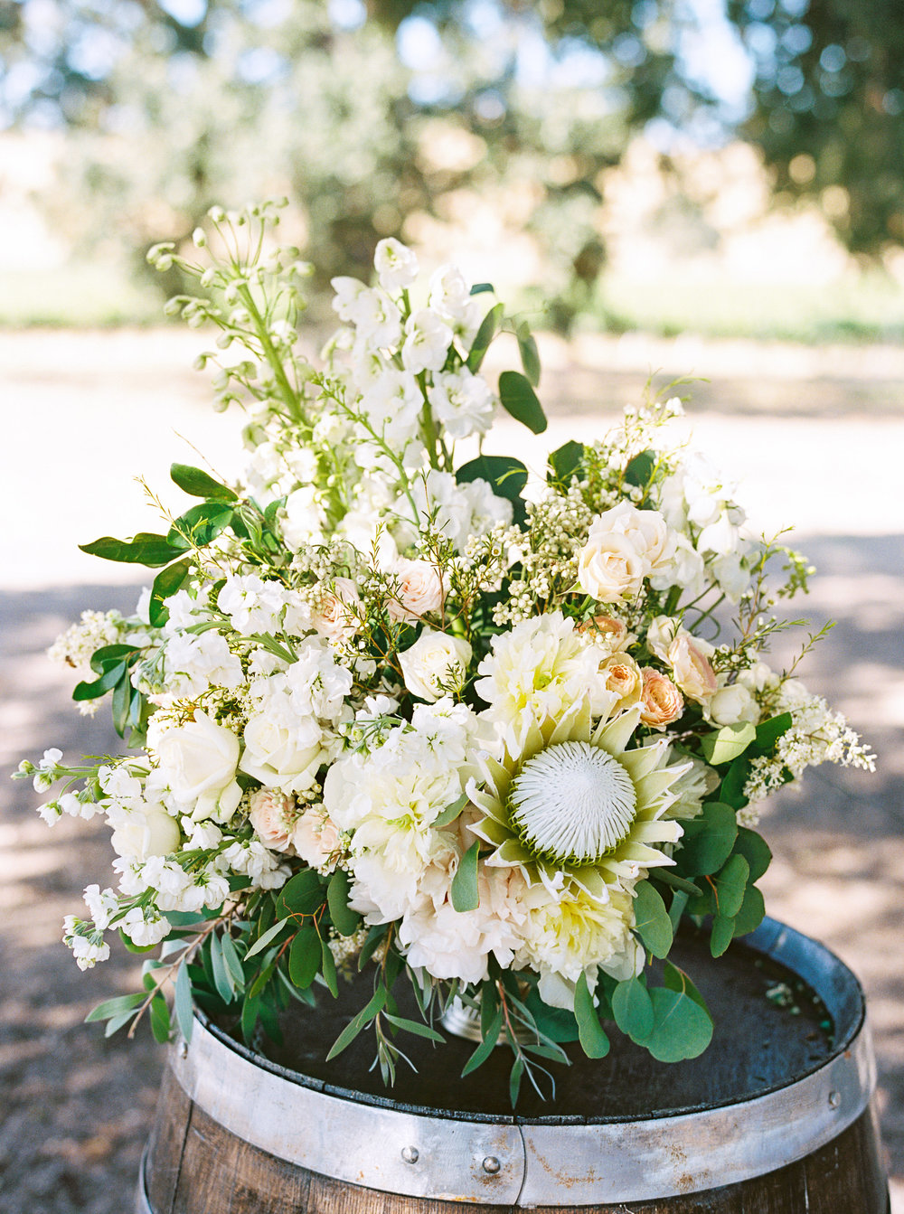 Protea Statement Piece/Aisle Marker