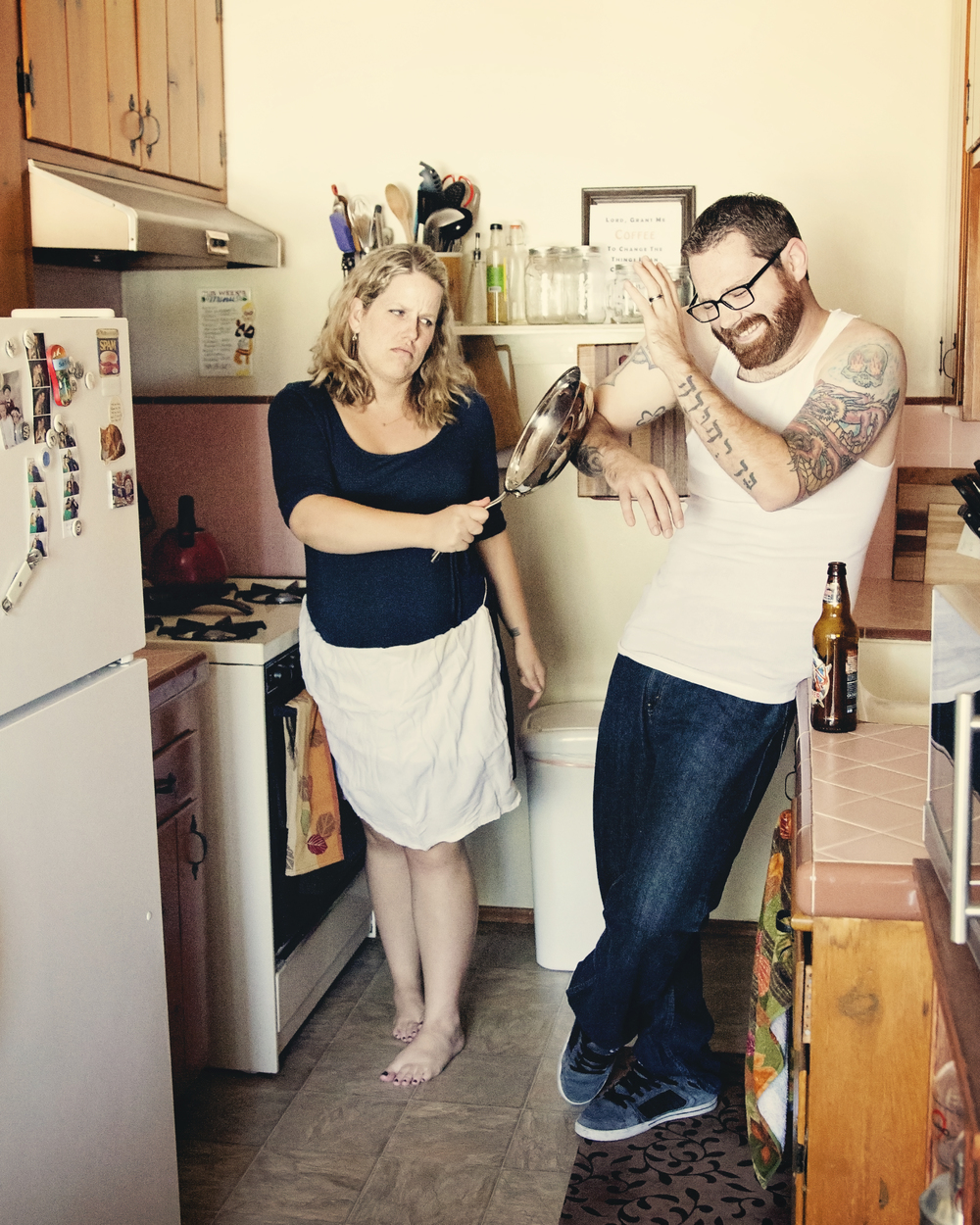 Barefoot Pregnant And In The Kitchen: Stevee Nicole Photography & Design