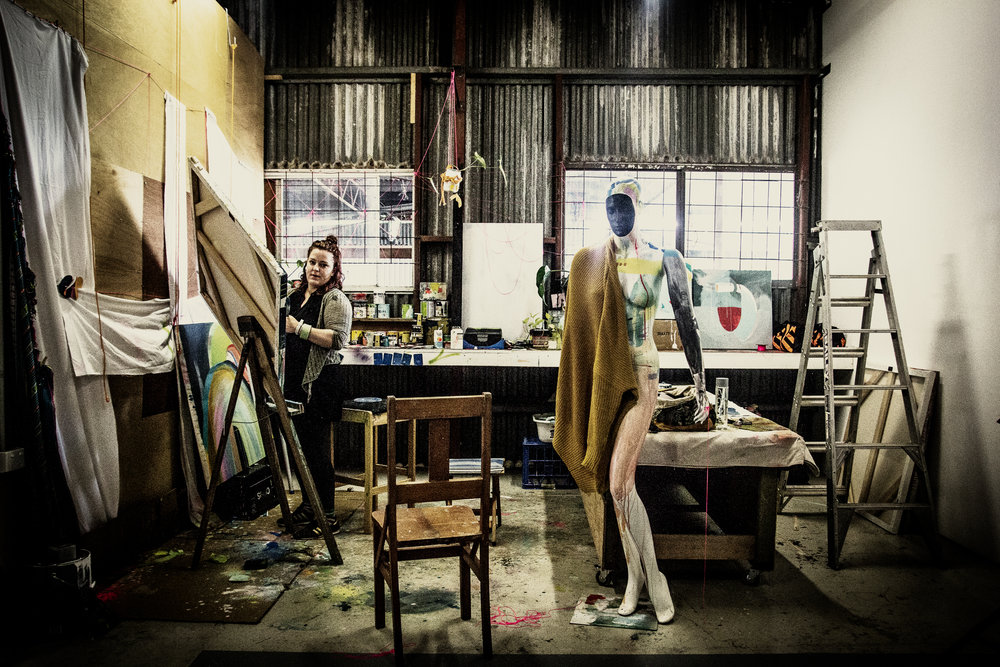 Alison Mooney - Mixed Media Artist - Sunshine Coast