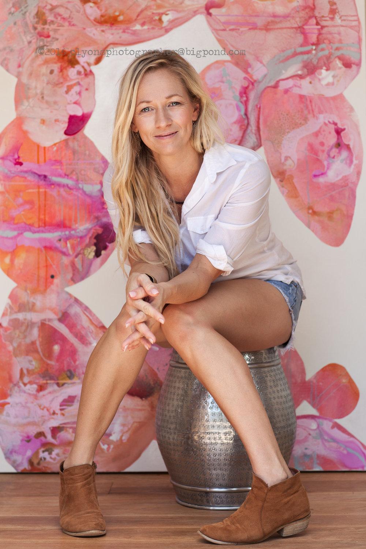 Amica Whincop - Contemporary Australian Artist - Sunshine Coast