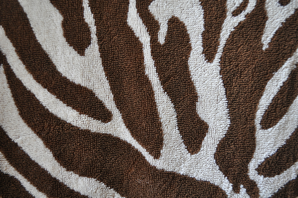 Animal Print Towels