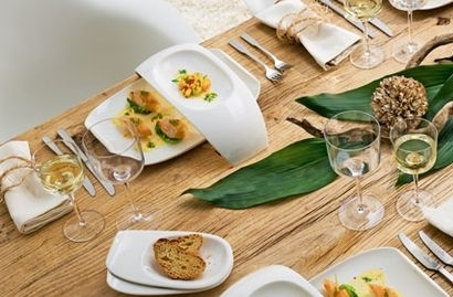 Villery & Boch's  Urban Nature  - I actually have these and LOVE them!