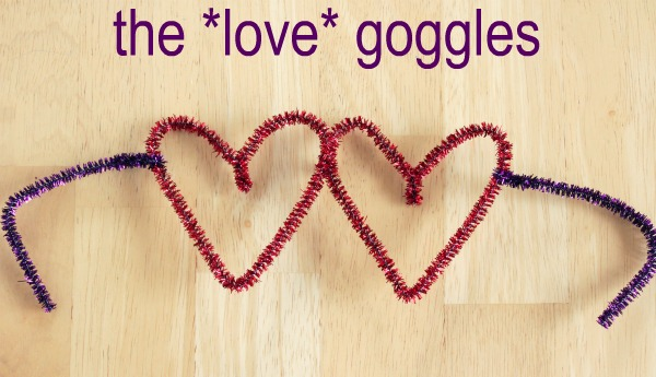 Love Goggles by  Make and Takes