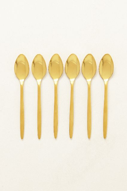 Doma Coffee Spoons  from Anthropologie