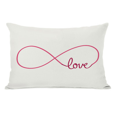 Infinite Love pillow found  here