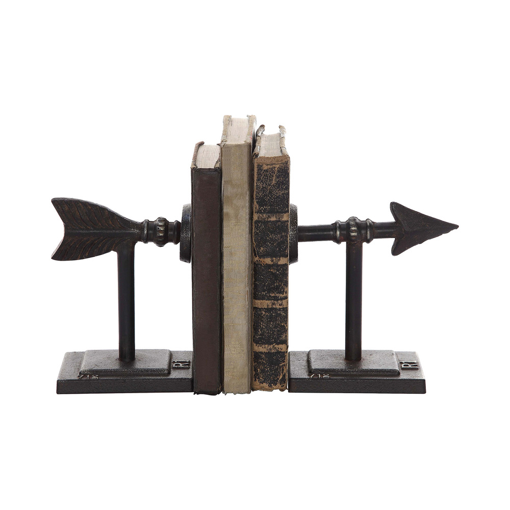 Arrowhead Bookends at  Dot&Bo