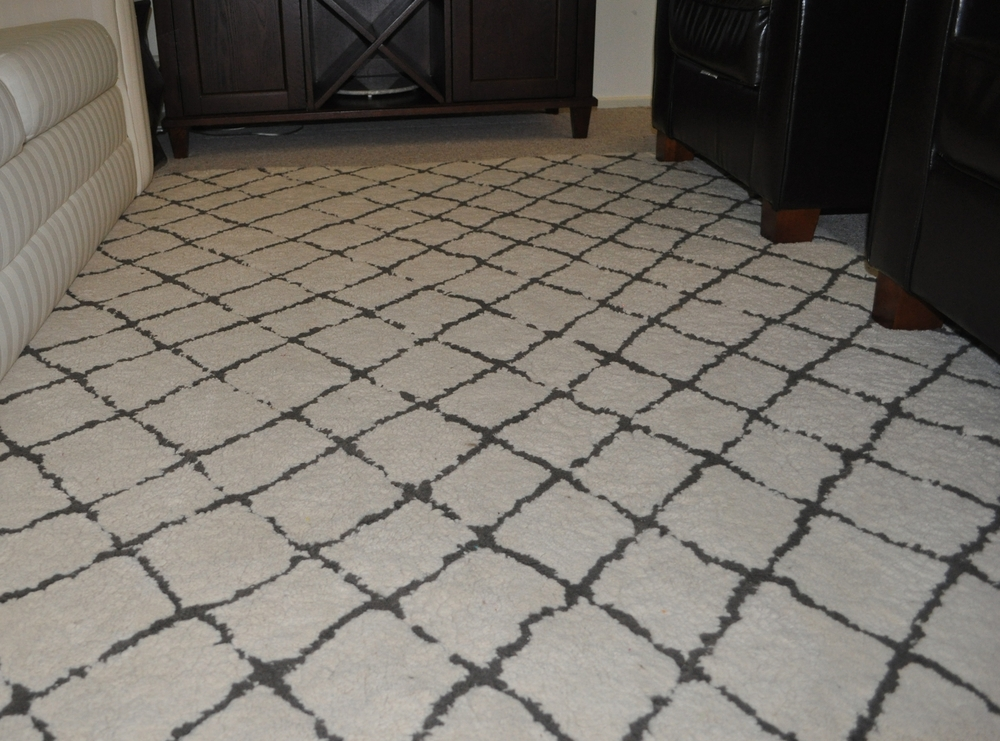 I love this style of rug!