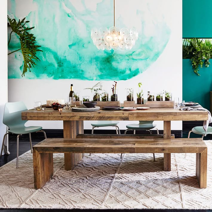 Dream dining by  West Elm