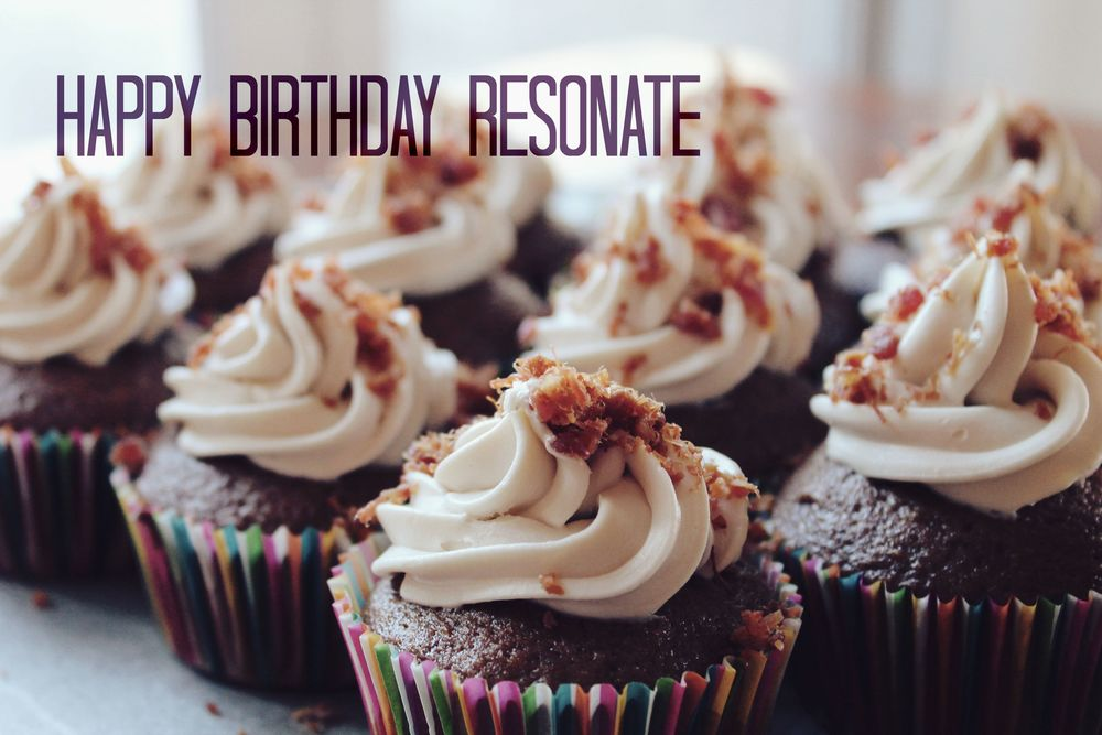 Resonate's Birthday