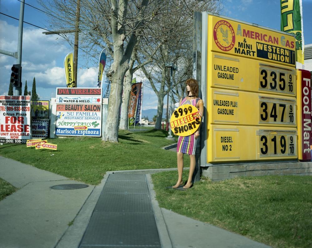 American Gas, 2015. Fontana, CA.
