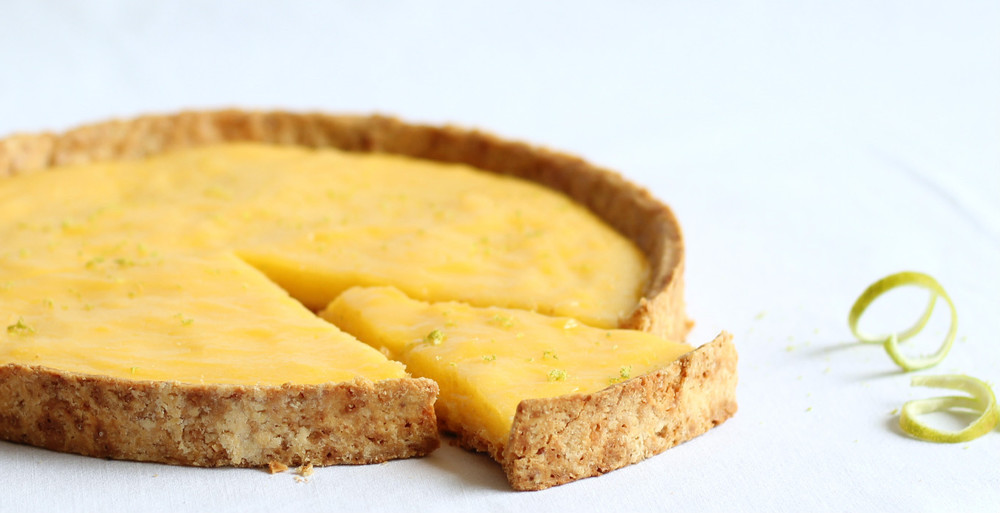 ∙ Lemon tart ∙