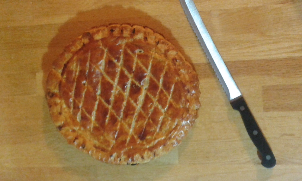 Jan 2015: flash sale galette des rois!