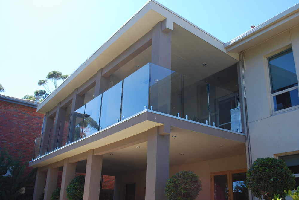 Home balcony extension